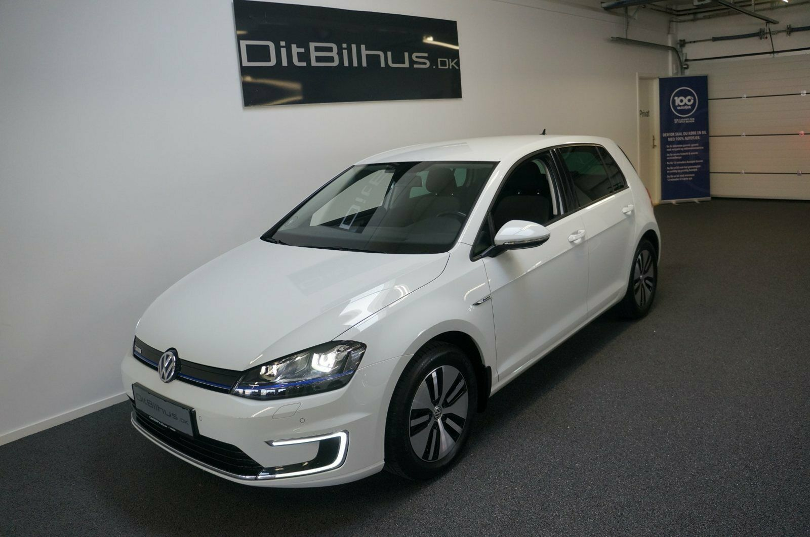 VW e-Golf VII   5d - 198.888 kr.