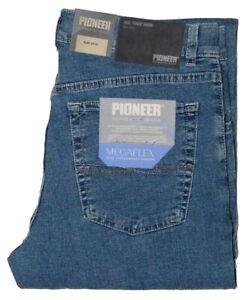 PIONEER-Stretch-Jeans-RON-Megaflex-Gr-W33-L32-Stonwashed-1144-9870-05-2-Wahl
