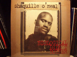 SHAQUILLE-O-039-NEAL-BIOLOGICAL-DIDN-039-T-BOTHER-REMIXES-1994-RARE