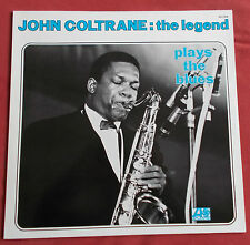 JOHN COLTRANE LP ORIG FR  THE LEGEND   PLAYS THE BLUES
