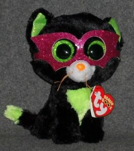 """TY BEANIE BOOS - JINXY the 6"""" CAT- MINT with MINT TAGS"""