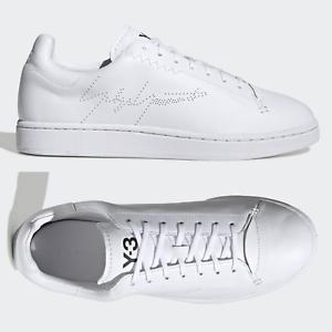 adidas Y-3 Yohji Court Mens Leather
