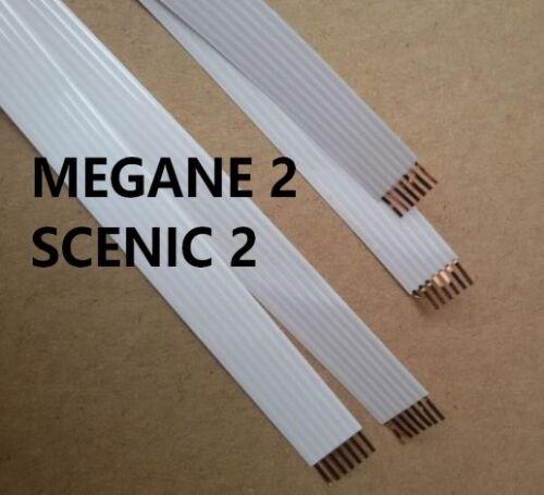 Nappe FFC contacteur tournant 7 pins câble airbag Renault Megane 2 Scenic