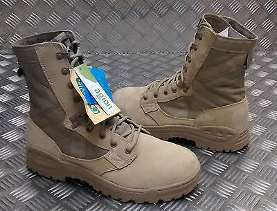 100% QualitäT Genuine British Issue Magnum Scorpion Desert Assault / Patrol Combat Boots - New