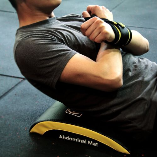 POWER GUIDANCE Ab Mat Core Abdominal Exercise Trainer For Cross Sit Up Training