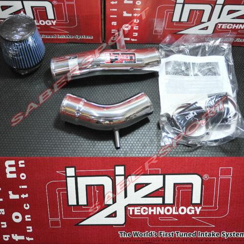 Injen SP Series Polish Air Intake Kit for 2011-2016 Hyundai Elantra 1.8L
