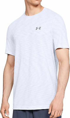 Geschickt Under Armour Vanish Seamless Mens Short Sleeve Training Top - White