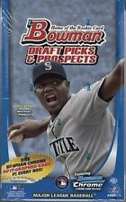 2011 Bowman Draft Picks and & Prospects Baseball Factory Sealed Hobby Box