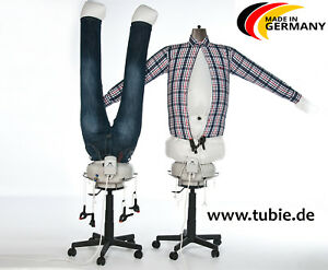 tubie drying and ironing at once ironing machine for shirts