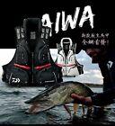 New Daiwa Breathable Life jacket vest fishing clothing fishing flotation vest