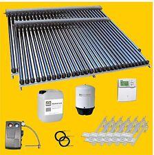 Vakuumröhrenkollektor CPC Röhrenkollektor Reflektor Heatpipe Solaranlage Boiler