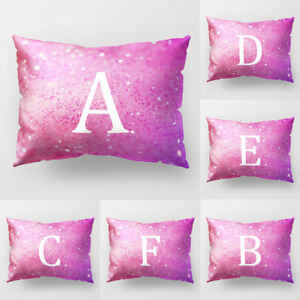 Am-HR-Letter-Glitter-Sequins-Pillow-Case-Waist-Throw-Cushion-Cover-Car-Decor