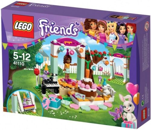 LEGO FRIENDS FÊTE SURPRISE DES ANIMAUX 41110