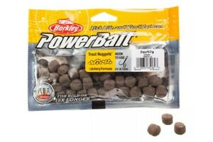 Berkley Powerbait Trout Nuggets Cheese Original