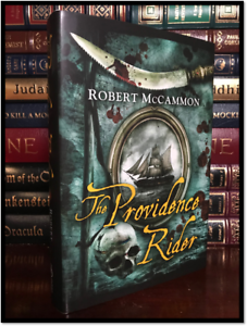 The-Providence-Rider-SIGNED-by-ROBERT-McCAMMON-New-Subterranean-Press-Hardback