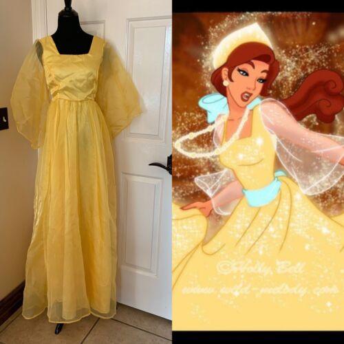 Anastasia Princess Cosplay Costume Size Medium