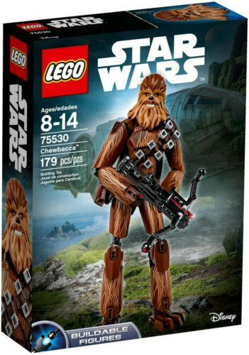 Lego Star Wars 75530 Chewbacca Disney Buildable Action Figure RETIRED New Sealed