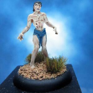 Painted-Reaper-BONES-Miniature-Zombie-III