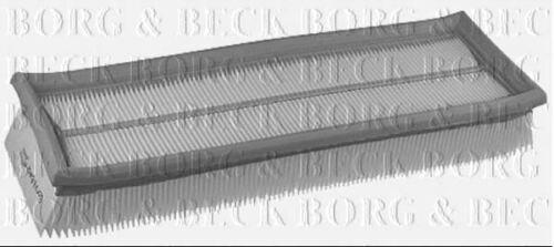Borg /& Beck Filtro dell/'aria per CITROEN XSARA Benzina 1.8 due volumi 74KW