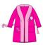 6 /& 8 ans 5 Filles Enfants Disney Frozen Bath Robe Enfants Robe de chambre taille 4