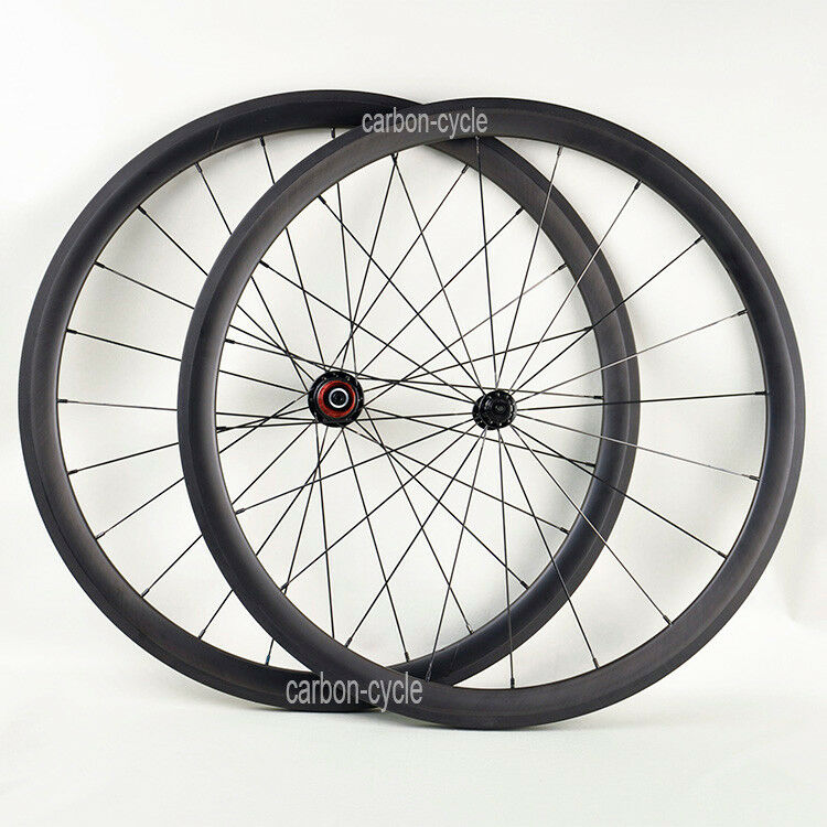 Sapim Carbon  Wheel 40mm Clincher Tubeless Road Bike Ceramic Bearing 700C UD Matt  no hesitation!buy now!