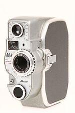Bauer 88 G, 8mm Filmkamera mit Rodenstock Ronar 1,9/12,5mm
