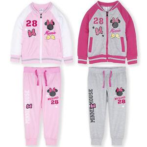 Disney Minnie Mouse Baseball Pull Sweat Pantalon