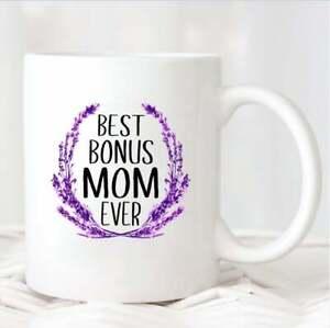 Best Bonus Mom Ever Mug Mug727 Mother's Day Gift Gift For Step Mom Gifts Under