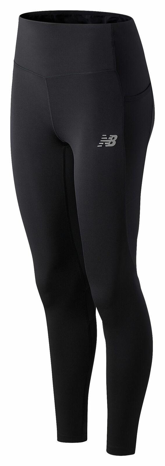 New Balance Women's Impact Run Tight Black Size XS
