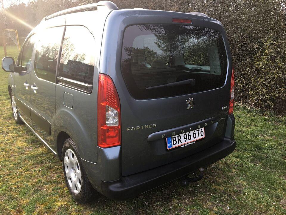 Peugeot Partner Tepee, 1,6 HDi 75, Diesel