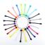 Lacets-de-rechange-elastique-remplacement-pratique-running-course miniature 5