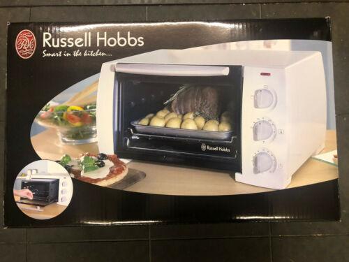 Coopers 23 Litre Compact Oven - White . Brand New In Box