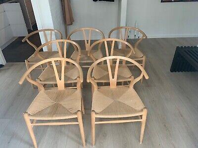 Hans J. Wegner CH24 Y stol, Haderslev Auktion | Facebook