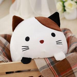 Kawaii-Cute-Animal-Cat-Soft-Pillow-Cushion-Plush-Toy-Stuffed-Doll-Kids-Xmas-Gift