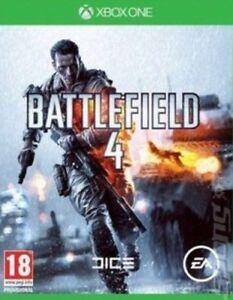 XBOX-ONE-Battlefield-4-Xbox-One-Ottimo-1st-Class-consegna