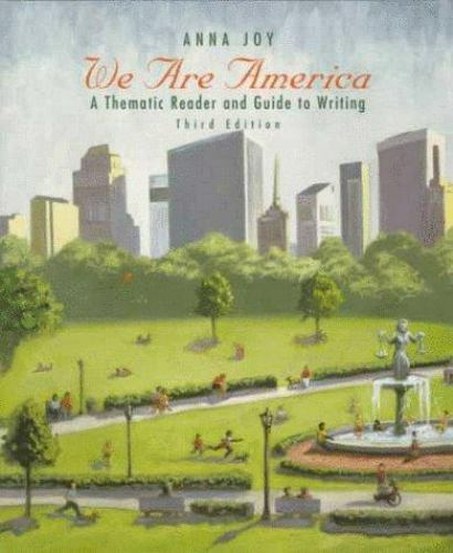 We Are America by Joy