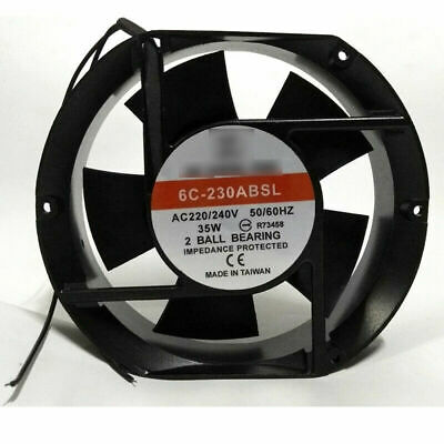 For GULF fan 6C-230ABSL AC220//240V 35W 6C-230ABL cooling fan