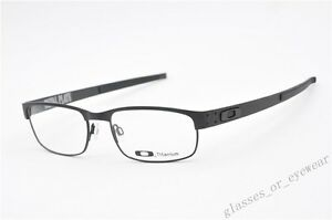 abd0c11ff26 Image is loading Eyeglass-Frames-Oakley-METAL-PLATE-OX5038-0555-Matte-