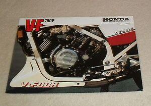 Honda-VF750F-Motorcycle-Brochure-1983-1985