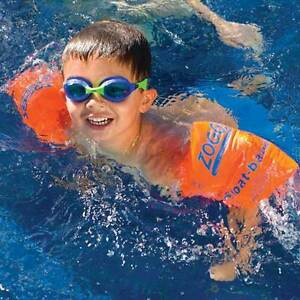 Learn-to-swim-ZOGGS-FLOAT-BANDS-3-6-Years-arm-bands-floaties-inflatable-301203