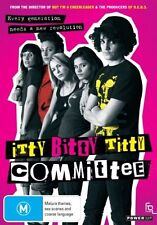 Itty Bitty Titty Committee (DVD, 2008) - Region 4