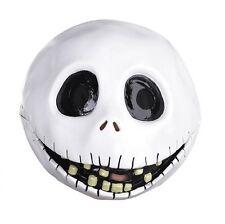 Jack Skellington Nightmare Before Christmas Adult Halloween Mask