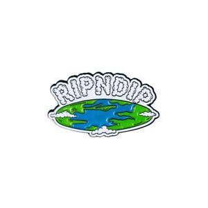Genuine Rip N Dip Flat Earth Pin
