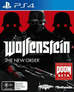 Wolfenstein-The-New-Order-NEW-PS4-Game