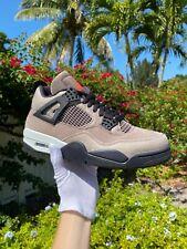 Nike Air Jordan 4 Retro Taupe Haze Size Brand New With Box