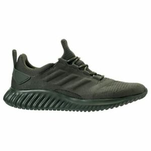 MENS ADIDAS ALPHABOUNCE CITY OLIVE  RUNNING SHOES MEN'S SELECT YOUR SIZE