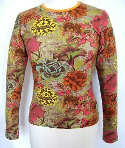 S und M NEU Damen mit Druck  shirt for women Oilily T-Shirt Gr