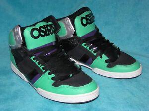 aedeab1d23c MINT Gems! OSIRIS Bronx NYC 83 High Tops Sneakers Skate Mens Size 13 ...