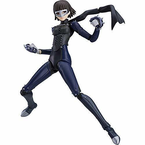 Max Factory Figma persona 5 la reina de animación figura de acción con seguimiento Nuevo