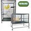 Heritage-Chinchilla-Ferret-Cage-Pet-Enclosure-Degu-Home-House-Rat-Cages-Hutch miniatuur 1